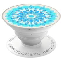 PopSockets: Collapsible Grip & Stand for Phones and Tablets - Blue Ice Star