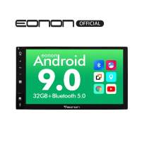Double Din Car Stereo Car Stereo,Android Radio with Bluetooth 5.0, Eonon 7 Inch Android 9.0 Car Radio Android Head Unit Car Stereo with Navigation with WiFi/Fast Boot/Backup Camera(NO DVD/CD)-GA2177