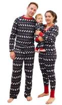 Grimgrow Matching Family Pajamas Set Christmas Mens Womens Kids Infant Sleepwear