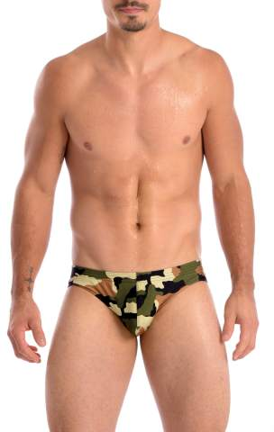 Greek Contour Men/'s Brief Swimsuit  Available in 8 Different colors