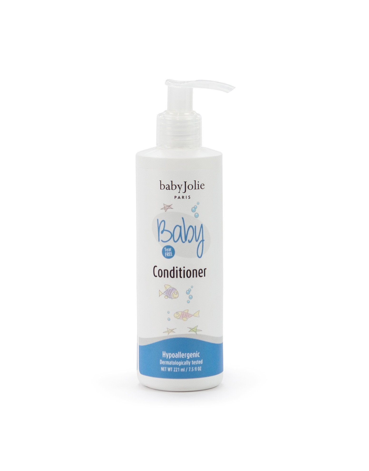 Baby Jolie Baby Conditioner BEST Gentle Conditioner for Kids All Ages 7.5 oz.