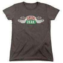 Popfunk Friends TV Central Perk Women's T Shirt & Stickers
