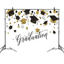 LB 7x5ft Graduation Backdrop Vinyl Class of 2020 Congratulations Backdrop for Photography School Prom Ceremoney Party Photo Booth Studio Props