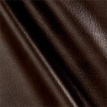 Richloom Fabrics Richloom Tough Faux Leather Longville Chocolate