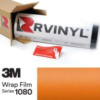3M 1080 S344 Satin Canyon Copper 5ft x 30ft W/Application Card Vinyl Vehicle Car Wrap Film Sheet Roll