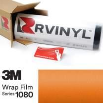 3M 1080 S344 Satin Canyon Copper 5ft x 26ft W/Application Card Vinyl Vehicle Car Wrap Film Sheet Roll