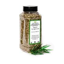 HQOExpress | Organic Tarragon Leaf | 5 oz. Chef Jar