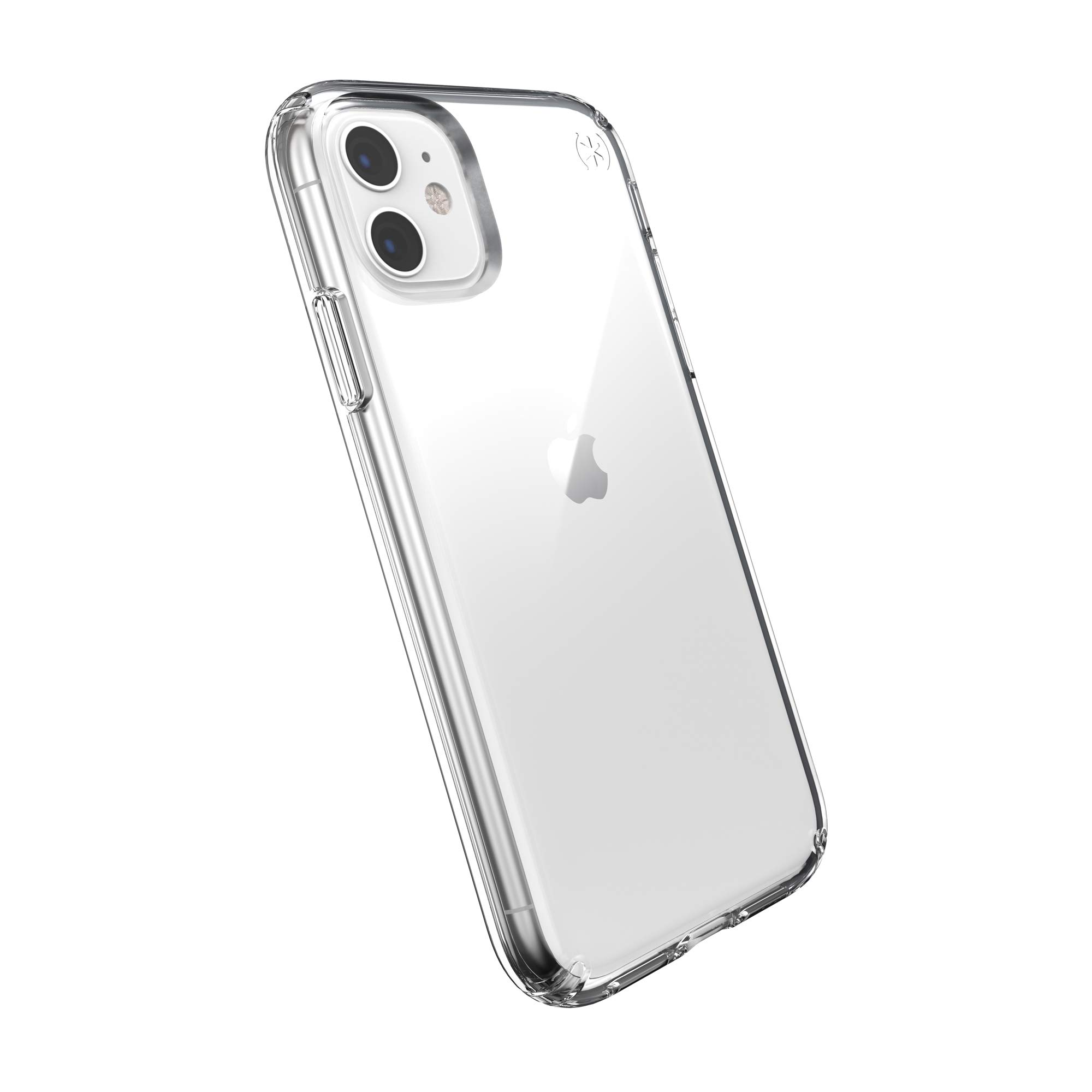 Speck Products Presidio Stay Clear iPhone 11 Case, Clear/Clear