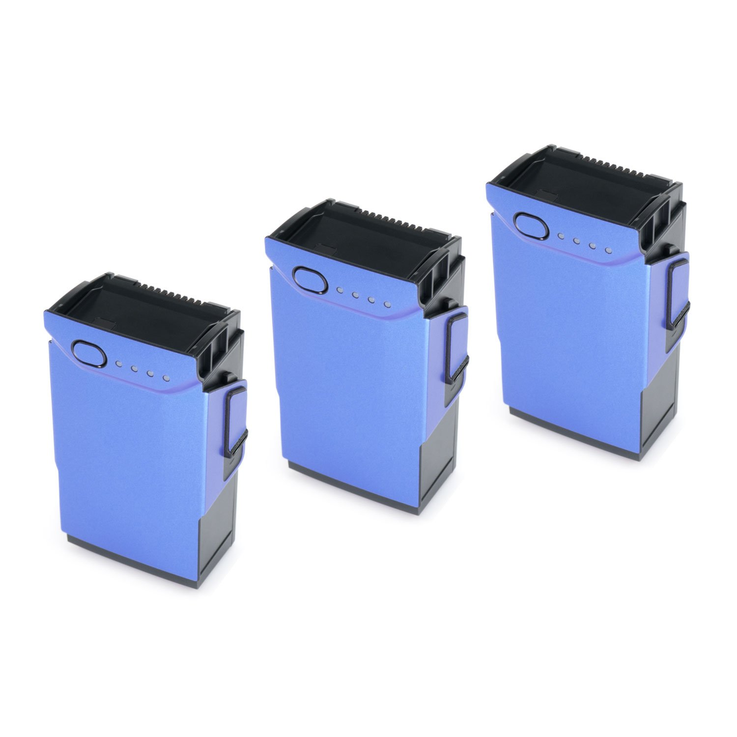 WRAPGRADE Poly Skin Compatible with Mavic Air | 3 Batteries (Celeste Blue)