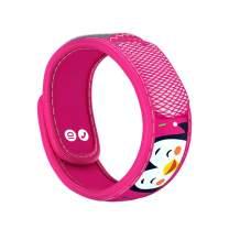 Para'Kito Mosquito Repellent Wristbands (Penguin)
