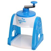 Time for Treats VKP1101 SnowFlake Snow Cone Maker, Small, white and blue