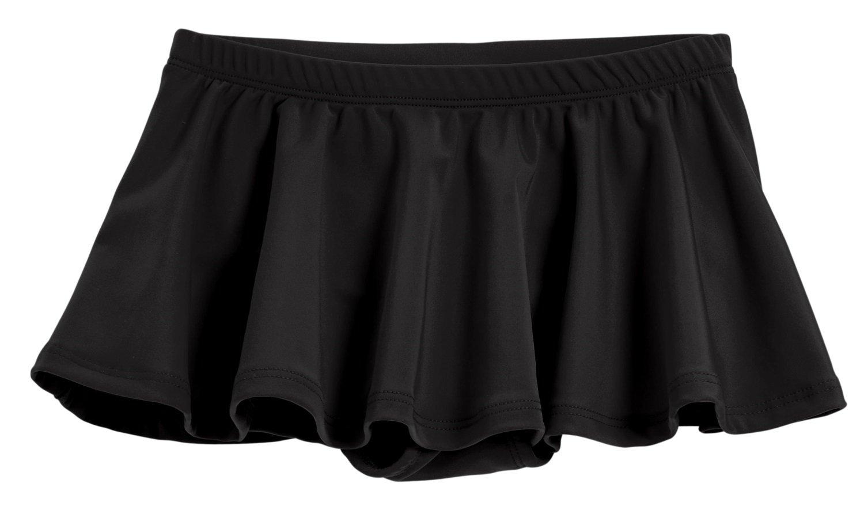 City Threads Girls Swimming Bottom Bikini Skort UPF50 Swim Skirt Rashguard