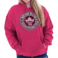 Brisco Brands Briar Rose Sleepytime Tea Cute Funny Logo Hoodie