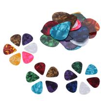 EFORCAR Assorted Guitar Picks, Celluloid Guitar Plectrum (Pack of 20),Unique Colorful Designs, Best Gifts for Any Guitarist-Thanksgiving Christmas New Year Holidays Presents