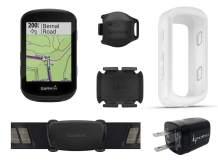 Wearable4u Garmin Edge 830 GPS Cycling Computer with Included Original Garmin Silicone Case Wall Charging Adapter Bundle