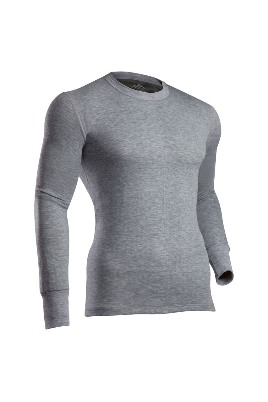 ColdPruf Men's Platinum II Activewear Long Sleeve Crew Top