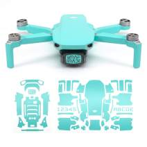 Wrapgrade Skin for Mavic Mini (Mint Blue)