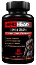 HARD HEADD XXX Pills Boost You Performance, Improve Size, Get Thicker, Last Longer, Maxx Out Your Load - Supplement for Male Wellness, Boost Your Energy, regain Your Strength, Great for Workout Power