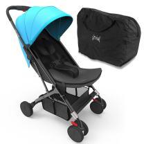 Jovial Portable Folding Baby Stroller (Blue)