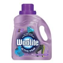 Woolite Active Wear Laundry Detergent, 50 Loads, Sport Wash, Active Wash, Sports Detergent Liquid