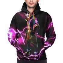 Bemaha Hoodies for Men Mens Pullover Hoodie Hooded Sweatshirt