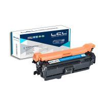 LCL Remanufactured Toner Cartridge Replacement for HP 648A CE261A CP4000 CP4500 CP4025 CP4025dn CP4025n CP4525 CP4525dn CP4525n CP4525xh Enterprise CP4025 Enterprise CP4025dn(1-Pack Cyan)