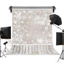 Kate 10x20ft/3m(W) x6m(H) Christmas Backdrops Winter Frozen Snow Wood Floor Background Children Photo Studio Backdrop
