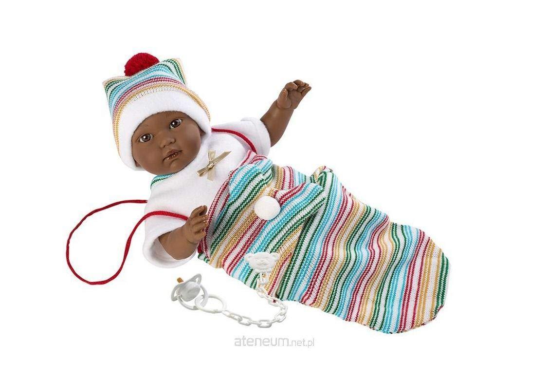 "Llorens 11"" Soft Body Crying Baby Doll Morgan"