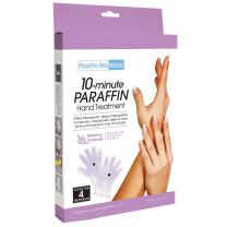 Paraffin Wax Works 10-Minute Paraffin Hand Treatment, Relaxing Lavender, Spa and Home Treatment Gloves, One-Pair