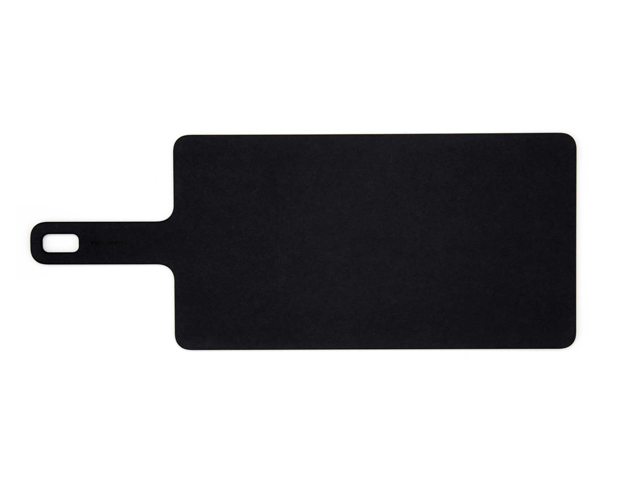 Epicurean Handy Series Cutting Board with Handle, 14-Inch by 7-Inch, Slate