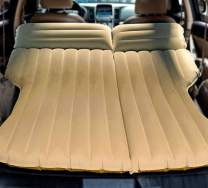 Car air Mattress Inflatable and Portable Traveling Bed with 2 Pillows Universal SUV