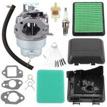 Trustsheer GCV160 HRR216 Carburetor for Honda GCV 160 GCV160A GCV160LA Engine HRB216 HRS216 HRT216 HRZ216 Lawn Mower Carb Replace 16100-Z0L-023