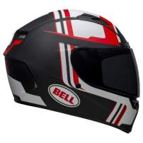 Bell Qualifier DLX MIPS Street Helmet (Torque Matte Black/Red - X-Small)