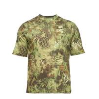 Kryptek Stalker Short Sleeve Camo Hunting Shirt (Stalker Collection)