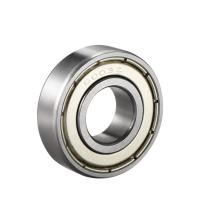 uxcell 6003ZZ Deep Groove Ball Bearing Double Shield 6003-2Z 80103, 17mm x 35mm x 10mm Chrome Steel Bearings, 1-Pack