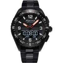 Alpina Alpiner Quartz Movement Black Dial Men's Watches