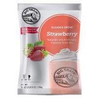 Big Train Blended Creme Mix, Strawberry, 3.5 Pound (Packaging May Vary)
