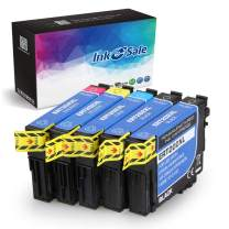 Ink E-Sale Remanufactured Ink Cartridge Replacement for 202XL 202 T202XL T202 High Yield Ink for Workforce WF-2860 WF2860 Home XP-5100 XP5100 All-in-one Printer(2 Black, Cyan, Magenta, Yellow, 5-Pack)