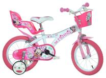 Dino Bikes 616-NN Mouse Minnie Bicycle, 16-Inch