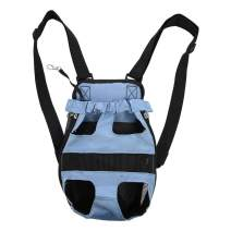 uxcell Pet Dog Carrier Adjustable Front Chest Backpack Pet Cat Puppy Tote Holder Bag Strap for Travel Outdoor Small/Medium/Large