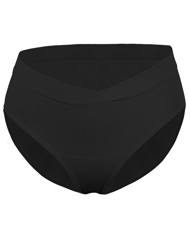 iloveSIA Women's Maternity Underwear Healthy Under Bump Pregnancy Intimate Panties
