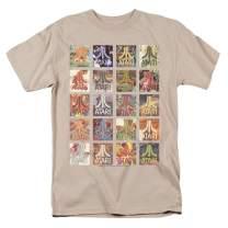 Atari Logo Retro Video Game Covers T Shirt & Stickers