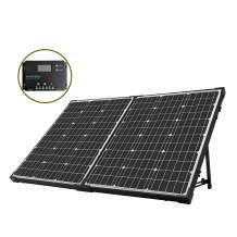 HQST 100W Monocrystalline Solar Panel (100W Suitcase)