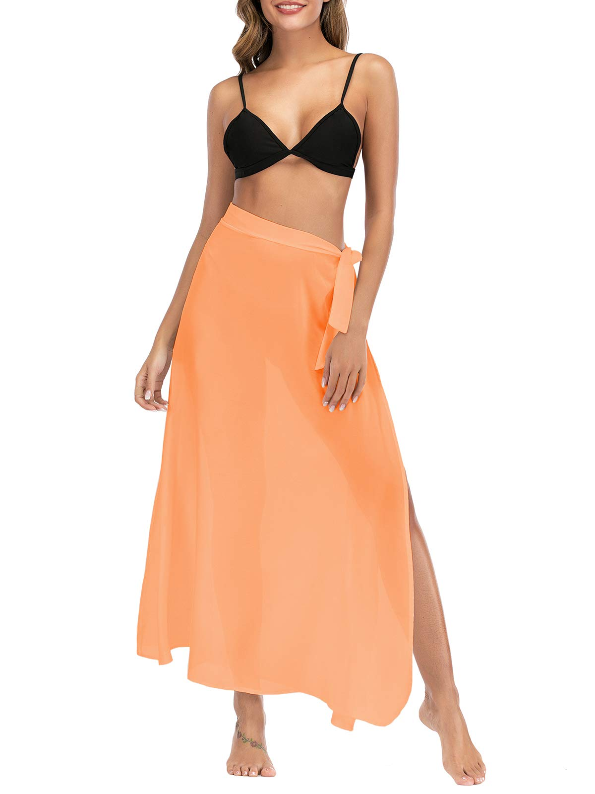 Century Star Swimsuit Cover Ups for Women Sarong Beach Wrap Skirt Sexy Bathing Suit Cover-ups Bikini Cover Ups