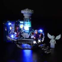 LIGHTAILING Light Set for (Ideas Doctor Who) Building Blocks Model - Led Light kit Compatible with Lego 21304(NOT Included The Model)