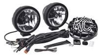 KC HiLiTES 645 Pair Pro Sport Gravity LED 20w G6 Wide-40 Sys (pr)