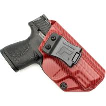 """Tulster IWB Profile Holster in Right Hand fits: M&P 3.5""""/M2.0 3.6"""" 9/40"""