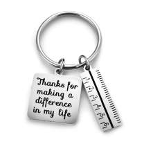 OBSEDE Stainless Steel Keychain Gifts