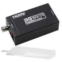 KEBIDU 3G SDI to HDMI Audio Adapter SD-SDI, HD-SDI and 3G-SDI Signals Support 1080P for Camera Home Theater