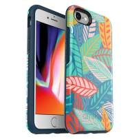 OtterBox Symmetry Series Case for iPhone SE (2nd Gen)/8/7(NOT Plus) - Retail Packaging - Anegada by Trèfle